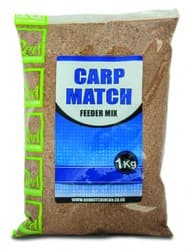 FEEDER MIX CARP MATCH 1KG