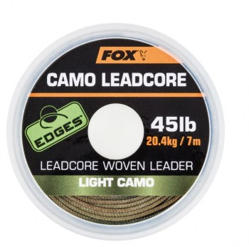 Fox Camo Leadcore 45lb 7mt
