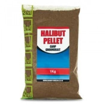 HALIBUT PELLET CARP GROUNDBAIT  1KG