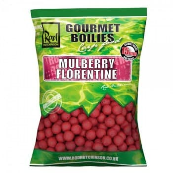 RH Boilies Mulberry Florentine with Protaste Plus 14mm 1Kg