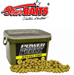 Starbaits-Power-Feedz-Banana-Corn-Freetime